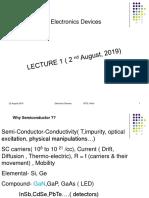 Edic Lecture 1 03082005
