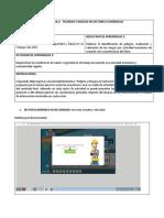 Respuesta evaluación sectores economicos