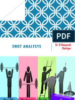 Swot & 5 - c Analysis - Ppts