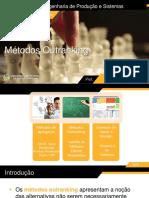 Métodos de decisão multicritério Outranking
