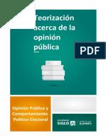 1A - Teorización Acerca de La Opinión Pública