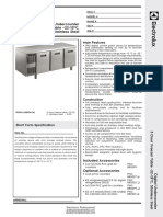 3 Door Freezer Table -22-15°C - ASIA_790314
