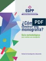 Guia Monografia Uid - Egpp