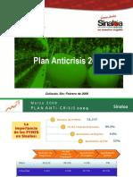 Plan Anti Crisis