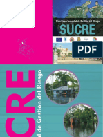 Plan Departamental Sucre