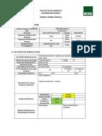 Check List TMERT 62- Tareas de Oficina, Digitación.