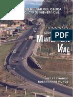Manual de Mantenimiento Vial