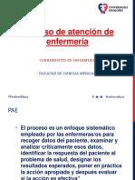 Pae- Proceso de Atencion de Enf