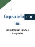 Conquista Inca