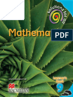 Maths Grade 9