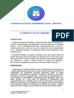 PLANTÃO PSY - O CAMINHO SE FAZ AO CAMINHAR -ENVIAR 1.pdf