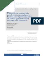 Dialnet-UtilizacionDeRedesSocialesParaLaPracticaPedagogica-3666768