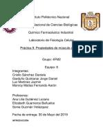 Práctica 9 Fisiología Celular