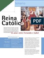 Cartas de Fernando el Católico a Isabel la Católica