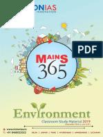 Vision IAS Mains 365 Envt [@PDF4Exams]