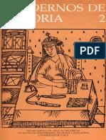 Cuadernos de Historia 2