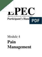 PAIN Module4
