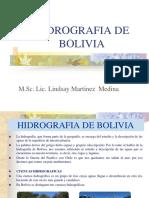 geografía de bolivia