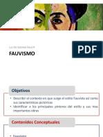 Lectura Fauvismo