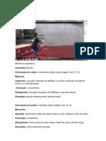 CINESIOLOGIA - ARREMESSO BASQUETE
