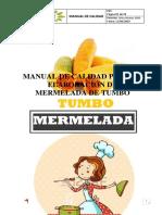 manual de mermelada
