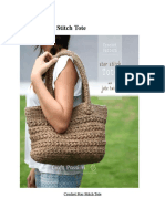 Crochet Star Stitch Tote.docx