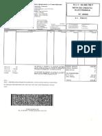 Nota de Credito y Factura Nueva