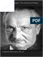 Martin Heidegger_ the Clearing of Being_ ICG Academic Series
