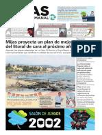 Mijas Semanal Nº853 Del 23 al 29 de agosto de 2019