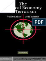 Walter Enders, Todd Sandler - The Political Economy of Terrorism (2005).pdf