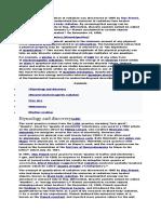 Quantization Notes