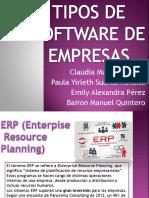 Tipos de Software de Empresas