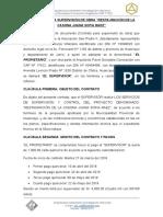 Carta Propuesta Económica