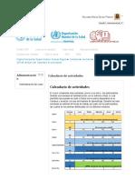 Organización Panamericana de la salud. Guía de atención en salud mental