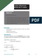 Equações Diferencias Ordinárias - Aula 5