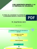 CONFERENCIA MAGISTRAL Barudy CHILE Buenos Tratos y Resiliencia Modo de Compatibilidad Reparado