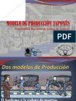 Modelo de Producción Japonés