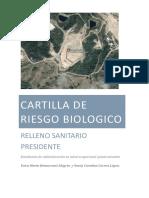 Cartilla de Riesgo Biologico 2