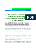 Luis ArtunduagaLaetnoeducaciónenColombia