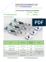 Economic design 30 Ton Pyrolysis Production Line Quotation.pdf