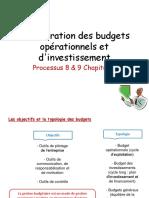 Élaboration Des Budgets Opérationnels Et d'Investissement