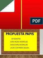 Propuesta Papis