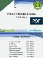 Tugas Implementasi Dan Evaluasi