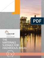 Cortem Group - The Materials Suitable for Hazardous Areas