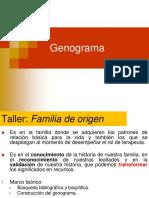 Taller y genograma.ppt
