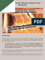 CLE01 01 - El Plan de Yahweh a Través de Las Escrituras