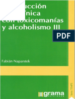 Naparstek - Introducción a La Clínica Con Toxicomanías y Alcoholismo III