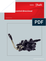 Directional Control Valves (CDS and EAS) Technical Information Manual_es-ES