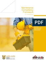 NIAMM Competency Framework