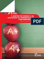 Artigo e Material Complementar - A Gestao do Ensino e da Avaliacao da Aprendizagem Contemporanea.pdf